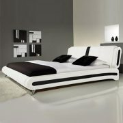 Florence Modern Leather Bed-266