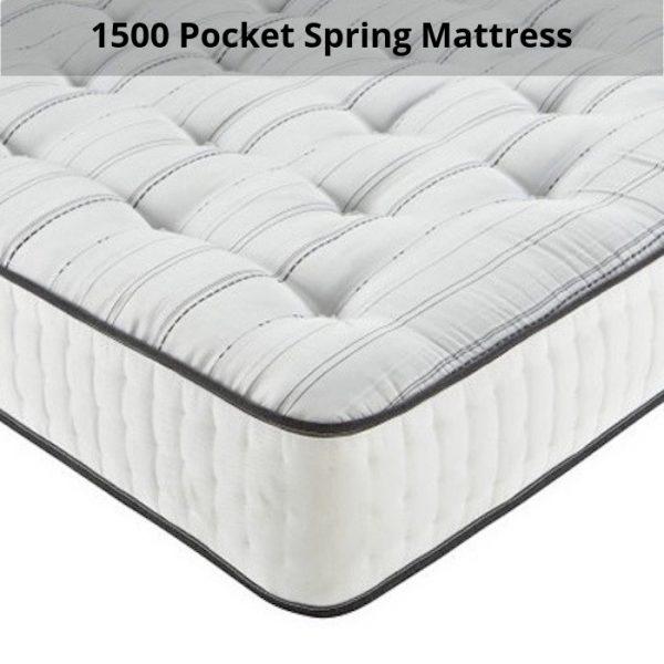 Emma Modern Leather Bed -1631