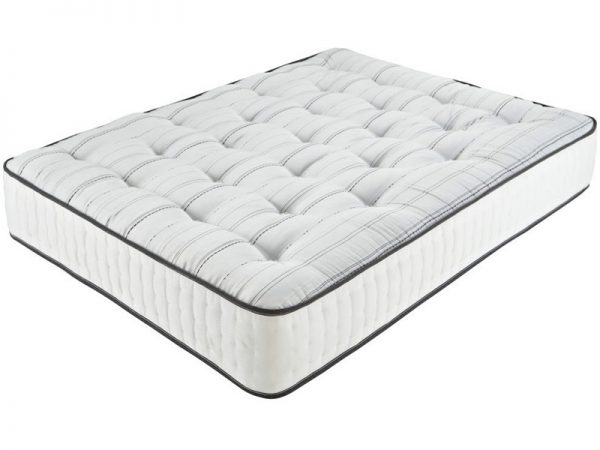 Suplex Pocket 1550 Spring Memory Foam Mattress-1201