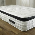 Gio Divan with Superior Pocket Spring 2000 Pillow top Memory Foam Mattress -258