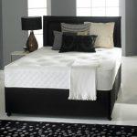 Victoria Divan Bed Set with Orthopaedic Spring Memory Foam Mattress-0