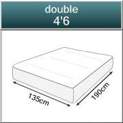 Suplex Pocket 1550 Spring Memory Foam Mattress-150