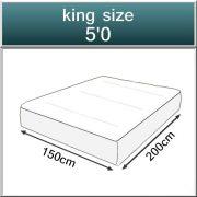 Suplex Pocket 1550 Spring Memory Foam Mattress-152
