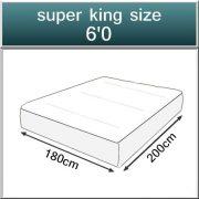 Suplex Pocket 1550 Spring Memory Foam Mattress-148