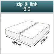 Suplex Pocket 1550 Spring Memory Foam Mattress-147