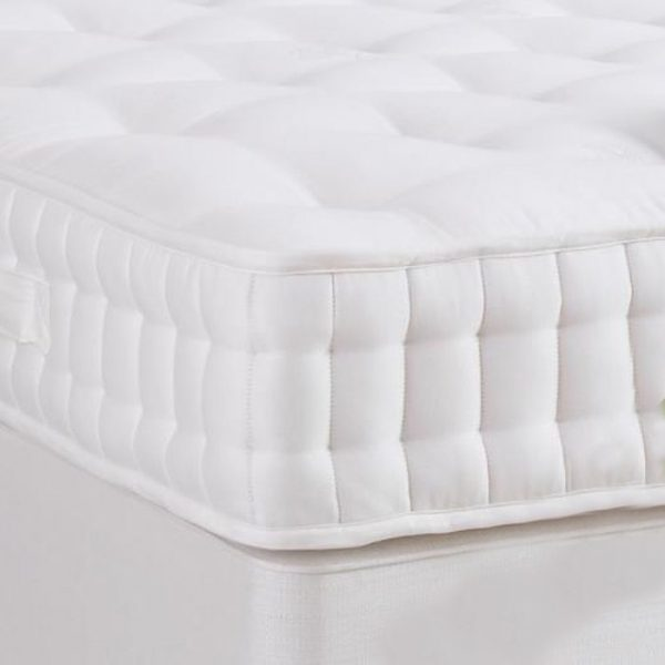 Beds.co.uk Pocket 2000 Spring Mattress with Hand Stitched Border-0