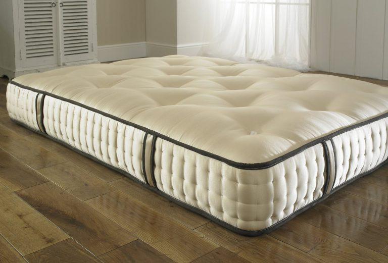 Selena 2000 Organic Spring Memory Foam Mattress-374