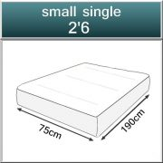 Pocket 3000 Spring Quilted Memory Foam Mattress-545
