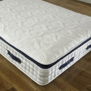 Beds.co.uk Pocket 3000 Quilted Pillow Top Mattress-0