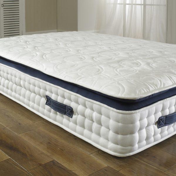 3000 pocket spring ortho pillow top mattress luxury. Black Bedroom Furniture Sets. Home Design Ideas