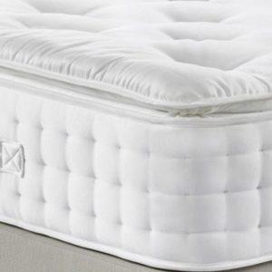 Beds.co.uk Pocket 5000 Spring Pillow Top Mattress-0