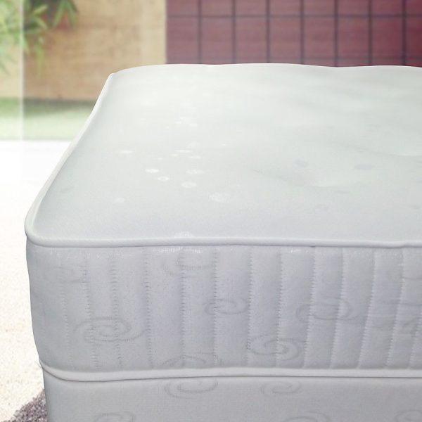 Memory Foam Open Coil Spring Mattress-0