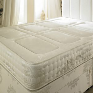 Hanna Orthopaedic Open Coil Mattress-0
