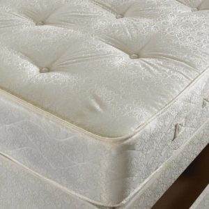 Medium Orthopaedic Open Coil Spring Mattress-0