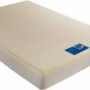 Anti-Bacterial & Hypoallergenic Memory Foam Mattress-0