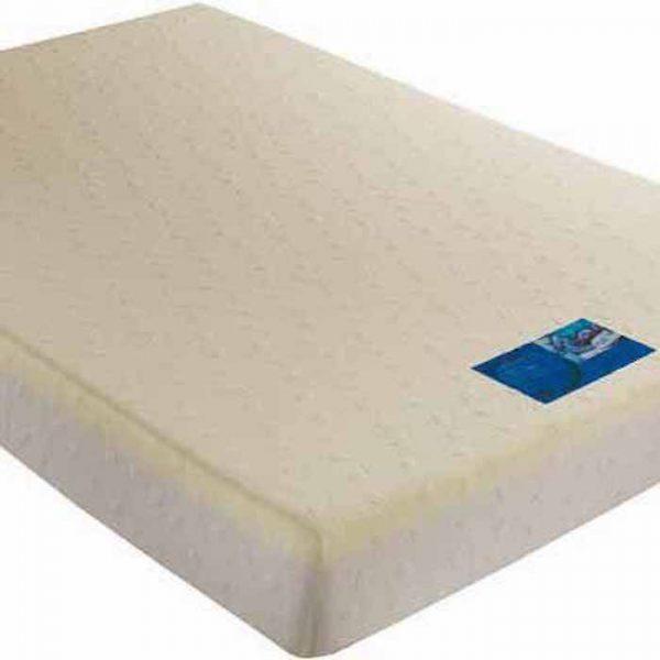 Anti-Bacterial & Hypoallergenic Memory Foam Mattress-0