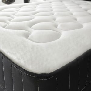 Semi Orthopaedic Open Coil Spring Mattress-0