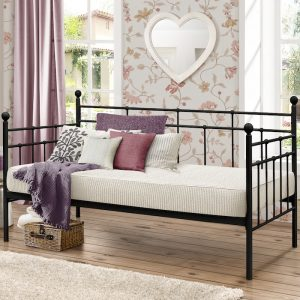 Evan Metal Daybed Frame-0