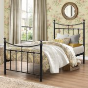 Nolan Metal Bed Frame-721