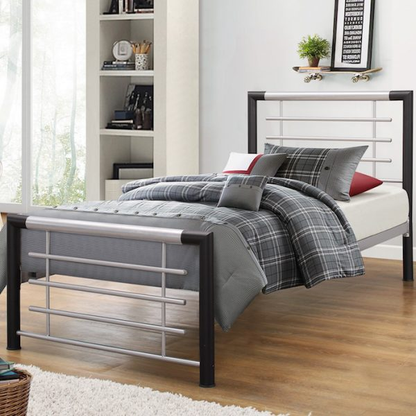 Antoine Metal Bed Frame-724