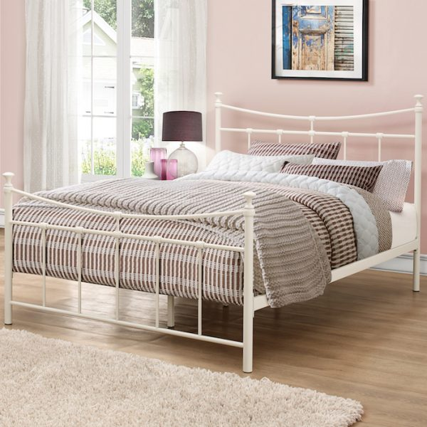 Nolan Metal Bed Frame-722