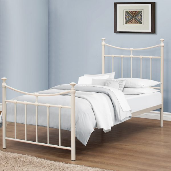 Nolan Metal Bed Frame-720
