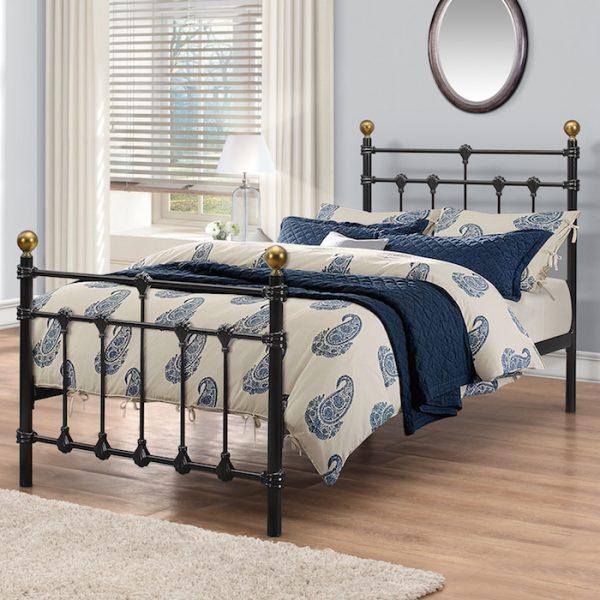 Alexandre Metal Bed Frame-715