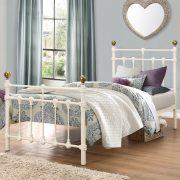 Alexandre Metal Bed Frame-716