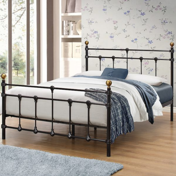 Alexandre Metal Bed Frame-717