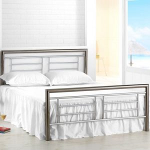 Tristan Metal Bed Frame-0