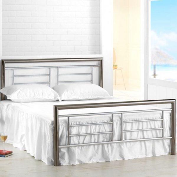 Tristan Metal Bed Frame