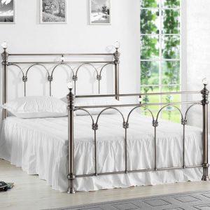 Julien Metal Bed Frame-0
