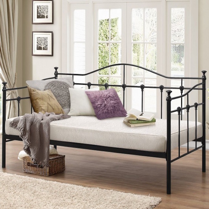 A Room Fit For An Archer: Archer Metal Daybed Frame