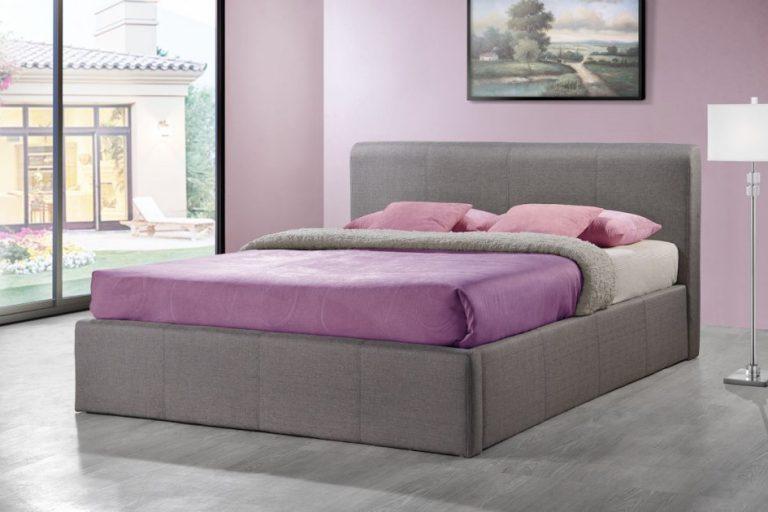 Selena Ottoman Fabric Bed-1175