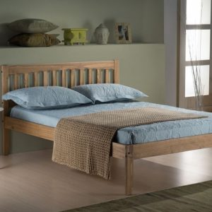 Bernardo Wooden Bed-0