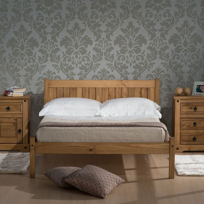 Hutton Wooden Bed Luxury Leather Beds Beds Co Uk The