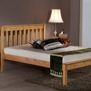 Jessie Wooden Bed-0
