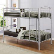 Pascal Metal Bunk Bed Frame-1116