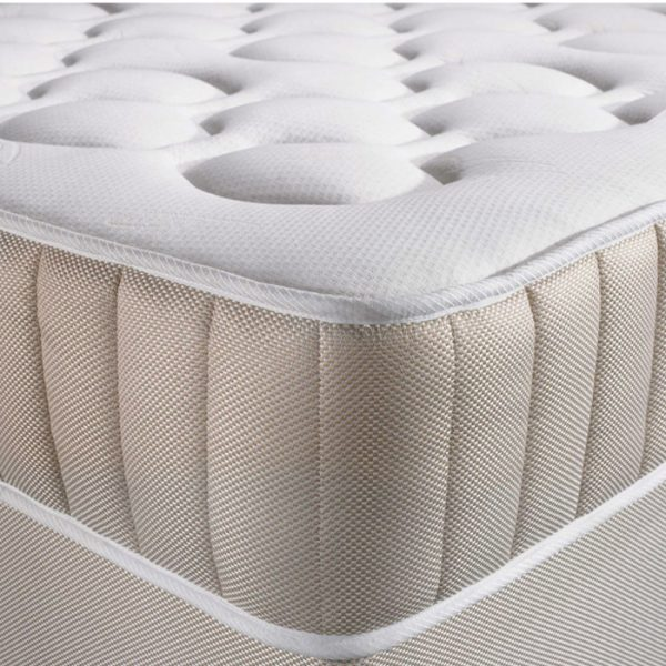 Hiley 1600 Stretch Quilted Memory Mattress-0