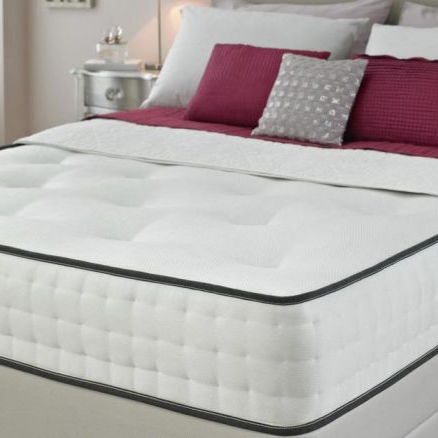 Gia 1600 Buttoned Orthopaedic Mattress-1203