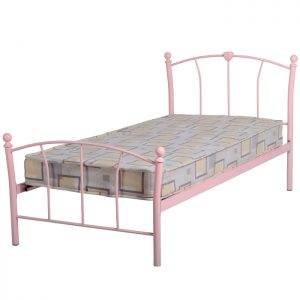 Serene Metal Bed Frame-0