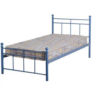 Torino Metal Bed Frame-0