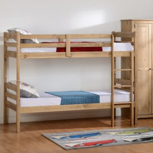 Asmund Wooden Bunk Bed-0