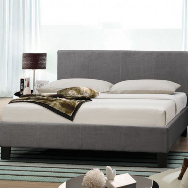 Italian Modern Designer Fabric Bed - Luxury Leather Beds - Beds.co ...