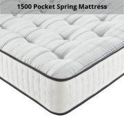 Emma Modern Fabric Bed-1641