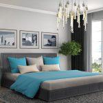 Gia Ottoman Fabric Storage Bed-1494
