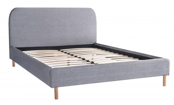 Viola Modern Fabric Bed-1489