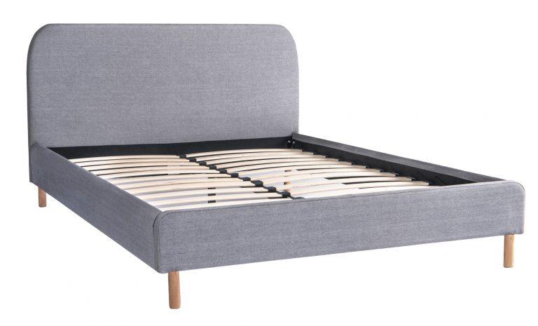 Viola Modern Fabric Bed-1489