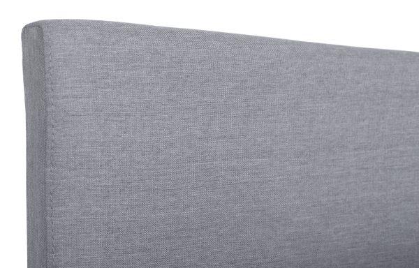 Mia Fabric Storage Sleigh Bed-1476