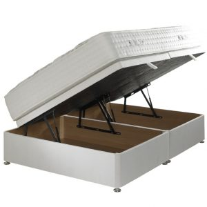 Ottoman Storage Side Lift Divan Base-0